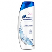 We love Head & Shoulders